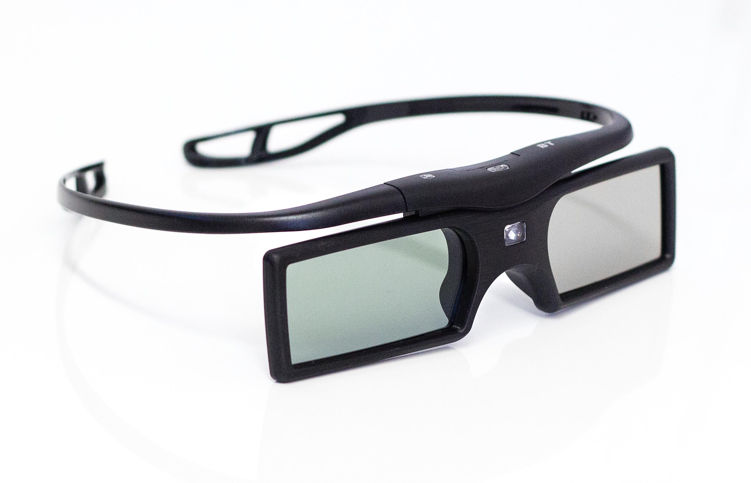 precorn onlineshop 3d active shutter 3d brille batteriebetrieb in schwarz f r bluetooth 3d. Black Bedroom Furniture Sets. Home Design Ideas