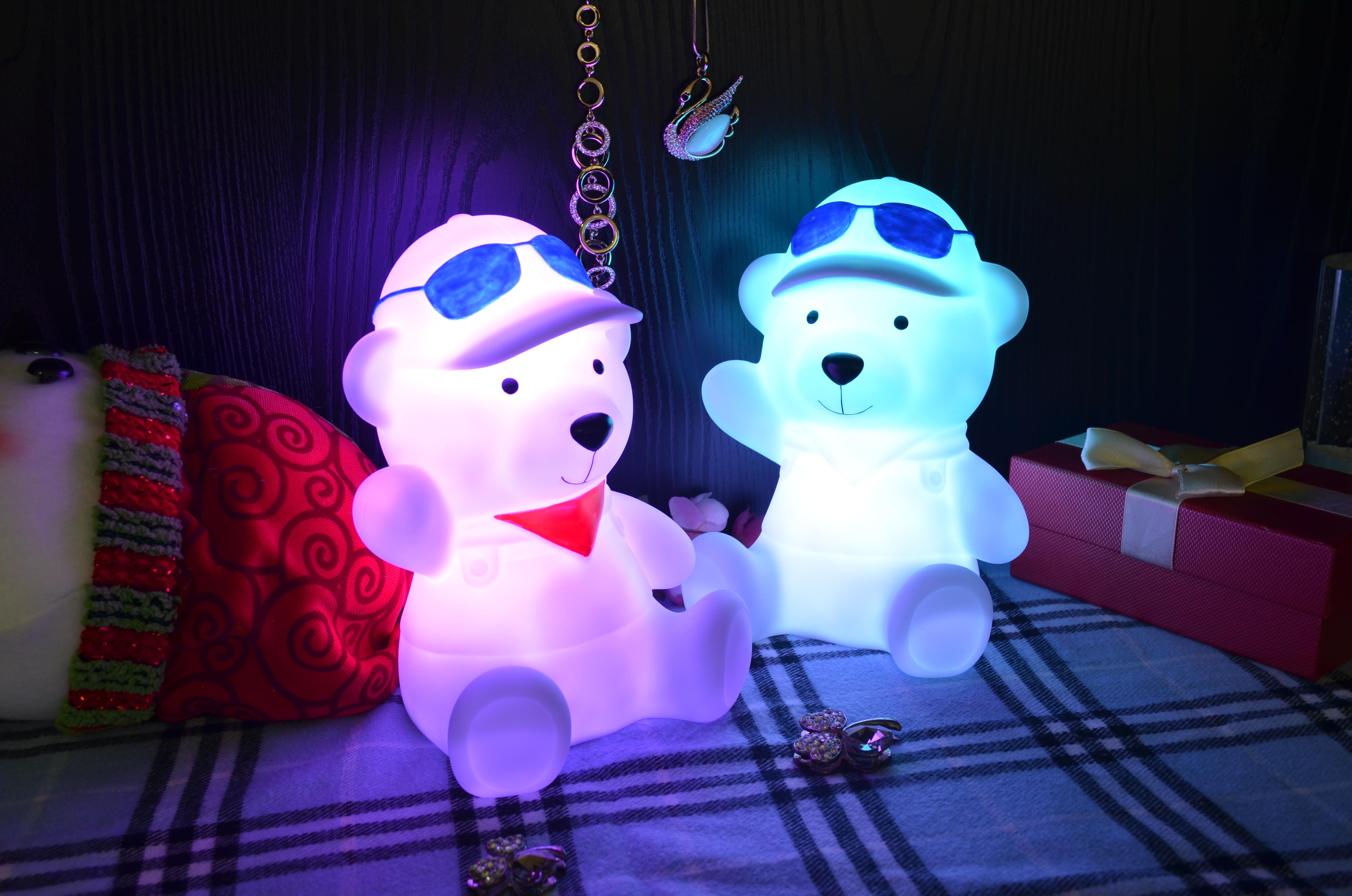 Precorn onlineshop nikki b r nachttischlampe tischleuchte schreibtischlampe kinderbett schlaf - Tischlampe kinderzimmer ...