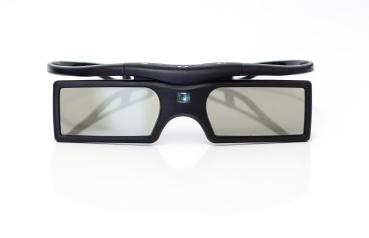 3D Active Shutter DLP 3D Brille für DLP-Link Projektor Beamer TV (Batteriebetrieb) in schwarz / Marke PRECORN 2kFjbAs0O
