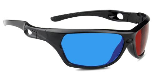 Kinderbrille 3d Brille 3d Brillen Samsung Rot Cyan Precorn