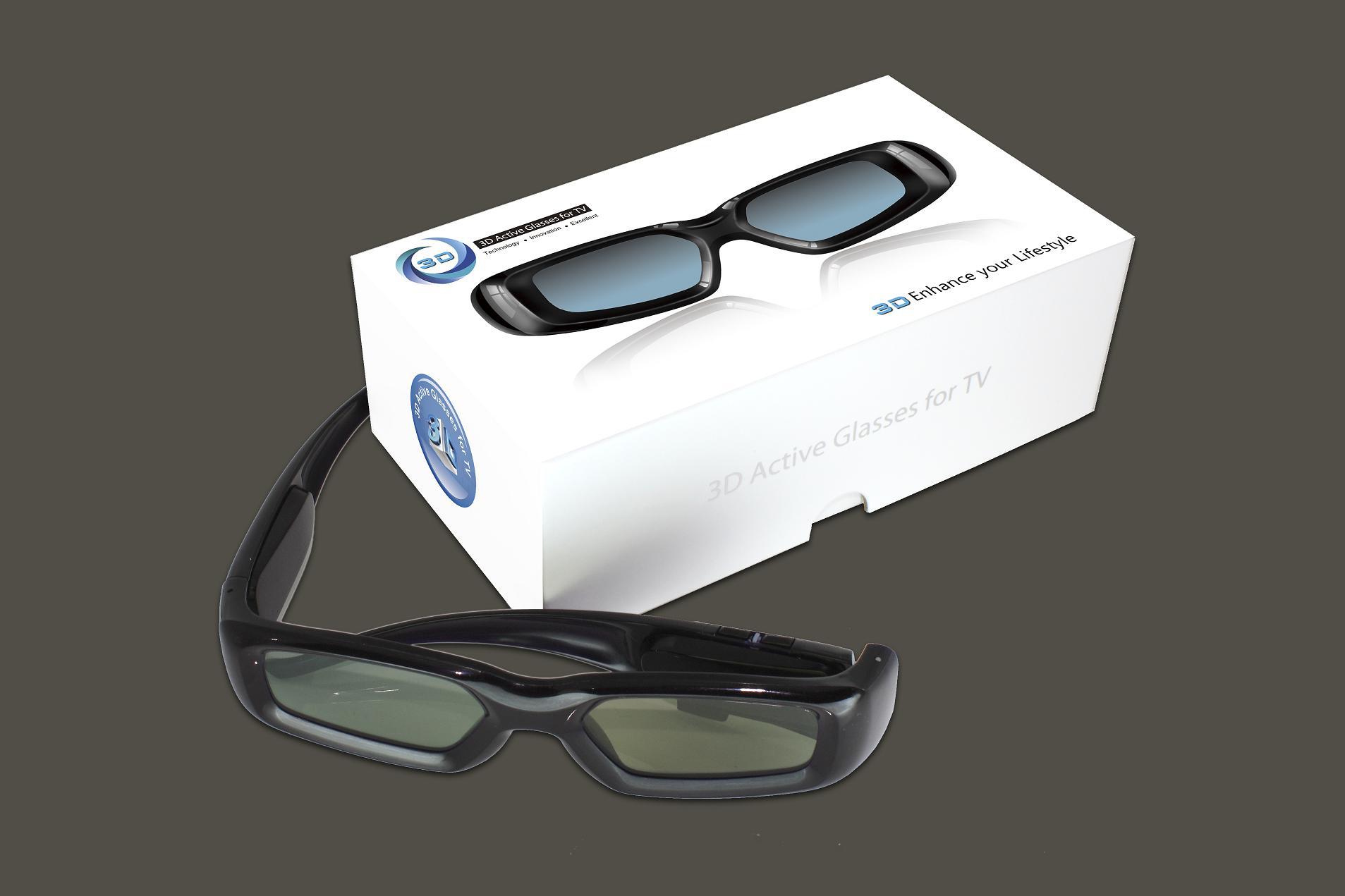 Universal 3d Shutter 3d Brille Fur Sony Panasonic Lg Samsung Lcd Led Philips Sharp Toshiba Mitsubishi 3d Tvs Precorn